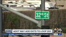 ADOT considering adding exits to South Mountain Freeway project