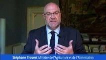 Stéphane Travert s'exprime sur la priorité donnée au bien-être animal
