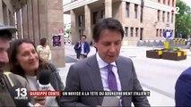 Giuseppe Conte : un novice à la tête du gouvernement italien ?