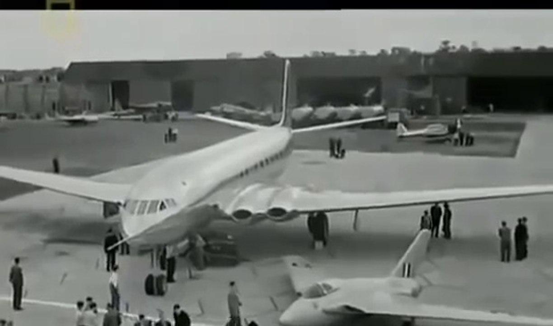 BOAC Flight 781 De Havilland Comet Mid Air Explosion