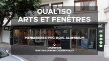 Qual'Iso, Arts et Fenêtres, menuiseries à Courbevoie