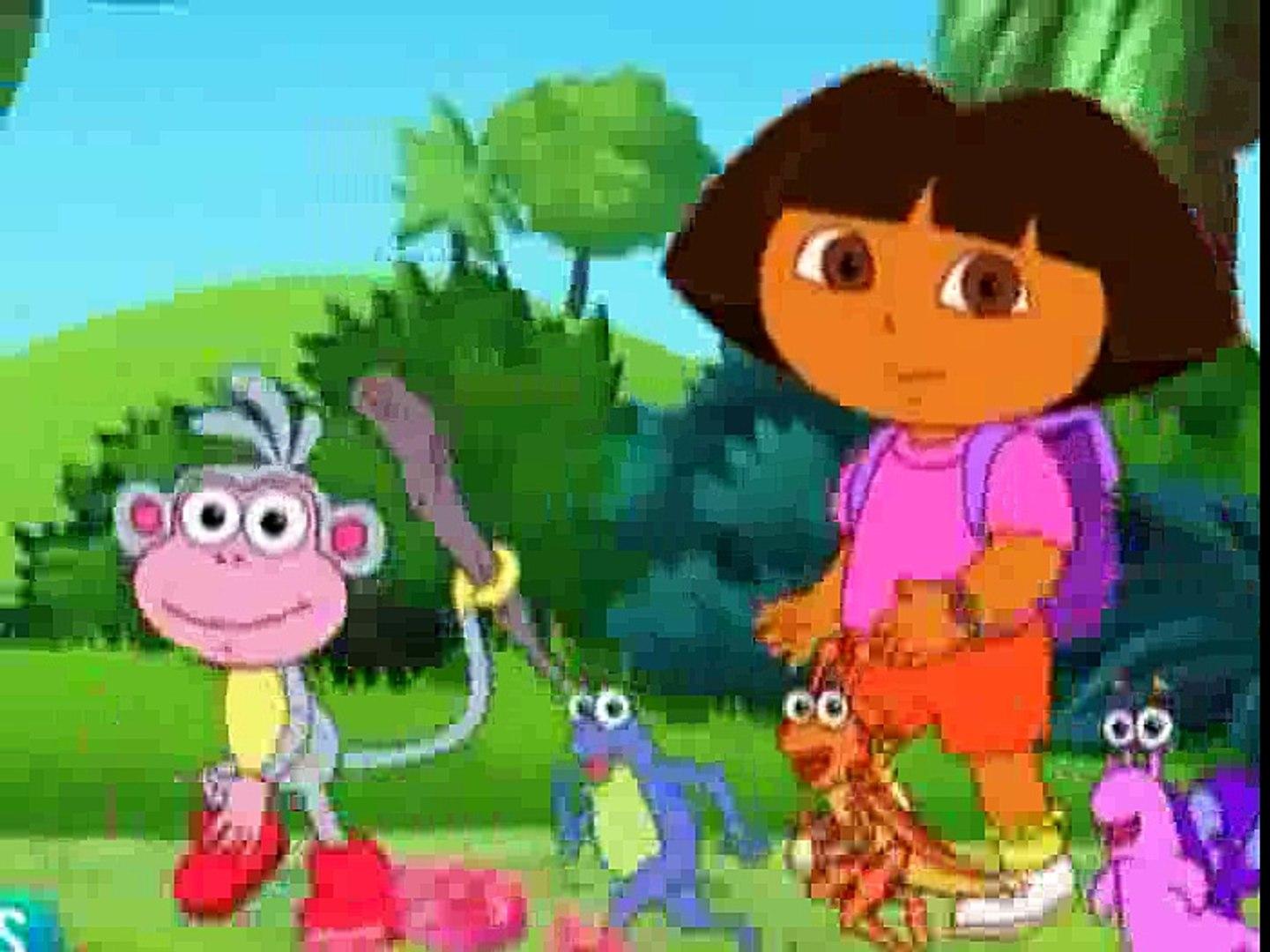 Dora 2x03 El palo magico