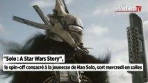 «Solo : A Star Wars Story» : rencontre avec Ron Howard et Emilia Clarke