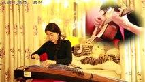 16.【古筝】成都 玉面小嫣然   écouter de la musique la nuit ♪ détente bambou flûte musique ♥ chinois musique traditionnelle bambou flûte
