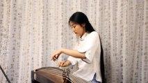 17.【古筝】半壶纱 玉面小嫣然 纯筝版   écouter de la musique la nuit ♪ détente bambou flûte musique ♥ chinois musique traditionnelle bambou flûte