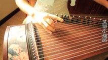 23.【古筝】 梦醒时分 玉面小嫣然  écouter de la musique la nuit ♪ détente bambou flûte musique ♥ chinois musique traditionnelle bambou flûte
