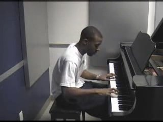 J. Holiday - Suffocate By David Sides piano