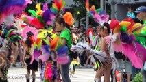 子供も大人もサンバのパレード ☆ SAMBA CARNIVAL (サンバカーニバル) (2)