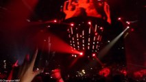 Muse - Time is Running Out, Barclaycard Arena, Hamburg, Germany  6/6/2016
