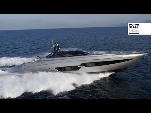 RIVA 88 FLORIDA -  4k Full Review - The Boat Show