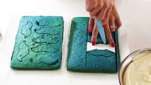 How to make an Inside Surprise Fathers Day Cake! A Fathers Day Collaboration Video
