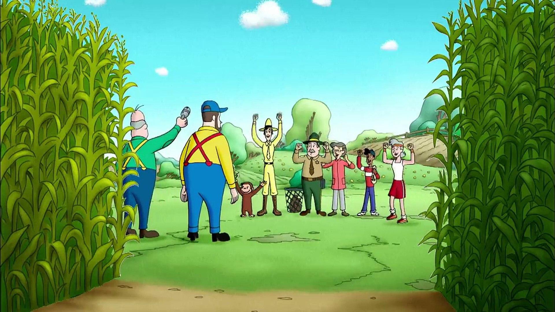 おさるのジョージ あっちだ こっちだ Tvアニメシリーズシーズン3