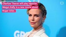 Charlize Theron Signs On To Play Megyn Kelly In Roger Ailes Movie