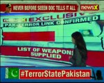 NewsX world exclusive Pak trains and arms Taliban terrorists; Pak's terror mask slips and how
