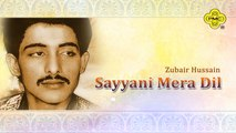Zubair Hussain - Sayyani Mera Dil Dharke - Pakistani Regional Song