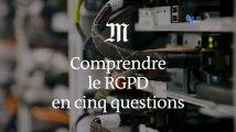 Comprendre le RGPD en cinq questions