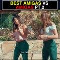 Best Amigas Vs Amigas!  Ladies, is Living With Latinos TV Episode 49