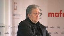 Trumps Ex-Berater Stephen Bannon in Prag und Budapest