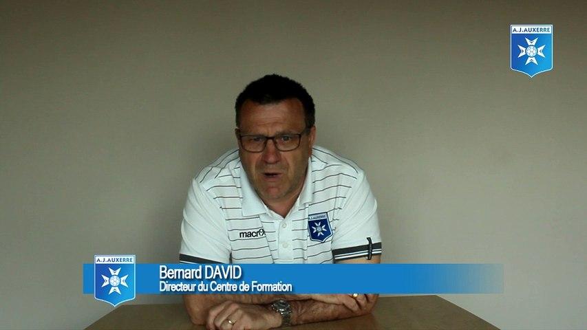 Bernard David, bilan de la saison 2017-18