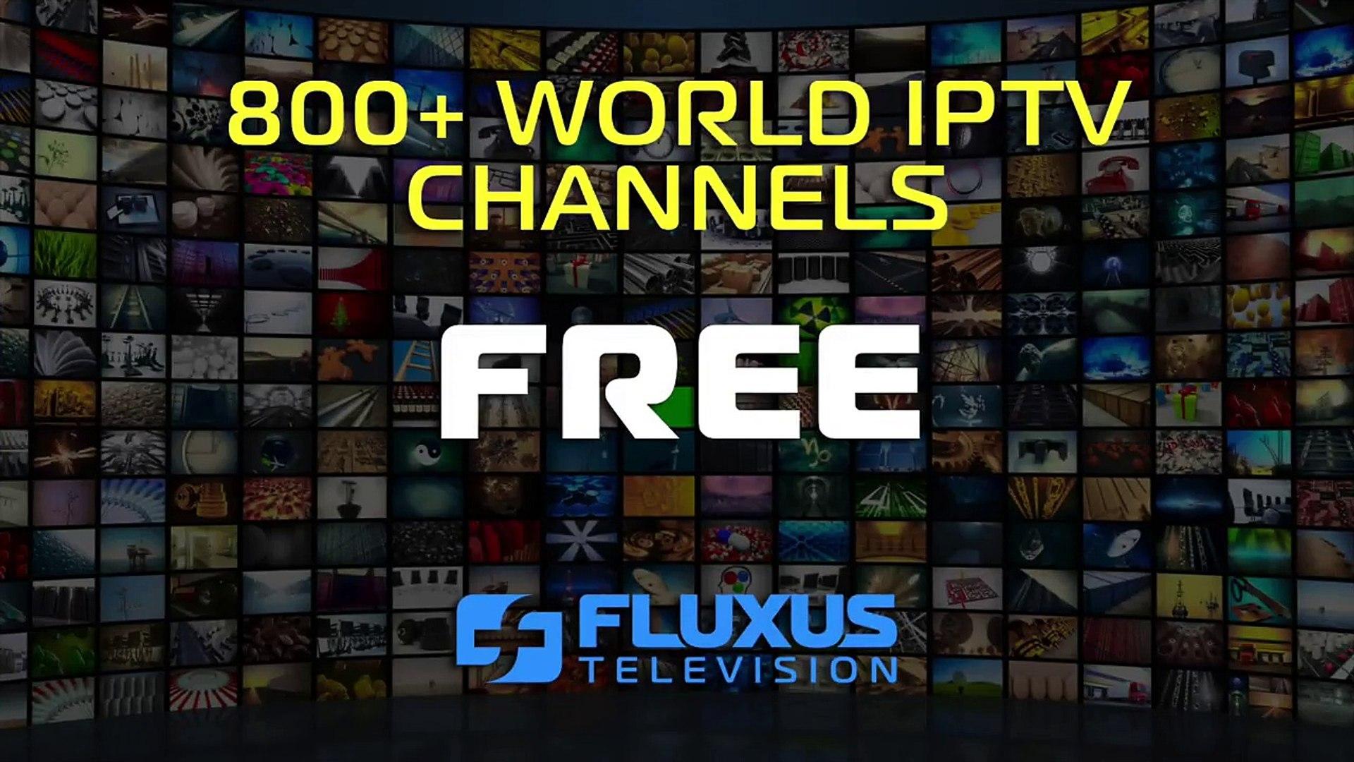 Fluxus Tv M3u