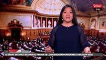 Le Sénat entame l'examen du projet de loi de programmation militaire (2019-2025) - Les matins du Sénat (23/05/2018)