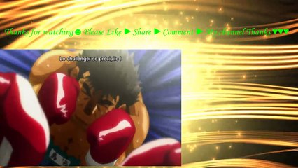 Hajime no Ippo Saison 3 épisode 2 Vostfr - Dailymotion Video