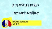 Madame Monsieur - Mercy - France EUROVISION 2018 © (OFFICIAL KARAOKE) Matrice Studio D