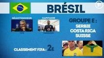 Coupe du Monde 2018 : tout ce qu'il faut savoir sur le Brésil