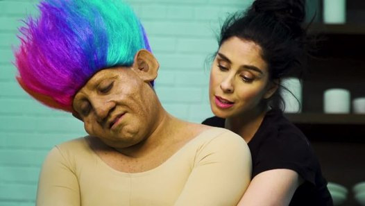 Why You Should Watch Sarah Silverman in Take This Waltz