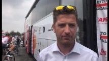 """Frederik Willems, directeur sportif Lotto-Soudal : """"Spilak est le favori de ce Tour"""""""