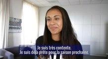 Kathellen Sousa prolonge pour deux saisons à Bordeaux