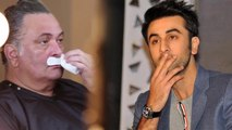 Rishi Kapoor gets EMOTIONAL after watching Ranbir Kapoor's Sanju teaser | FilmiBeat