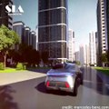 The F 015 Luxury in Motion Future City - When Future Meets Art