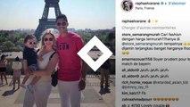 PHOTOS. Qui est Camille Tytgat, la femme de Raphaël Varane ?