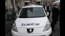 Bruxelles lance deux voitures capables de scanner 36.000 véhicules par jour