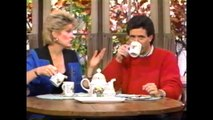 Zsa Zsa Gabor 1989 Home with Rob Weller and Gloria Loring part 2/2