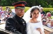 ヘンリー王子とメーガン・マークルが公式にサセックス公爵夫妻に