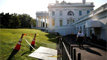 What Caused The White House Lawn Sinkhole