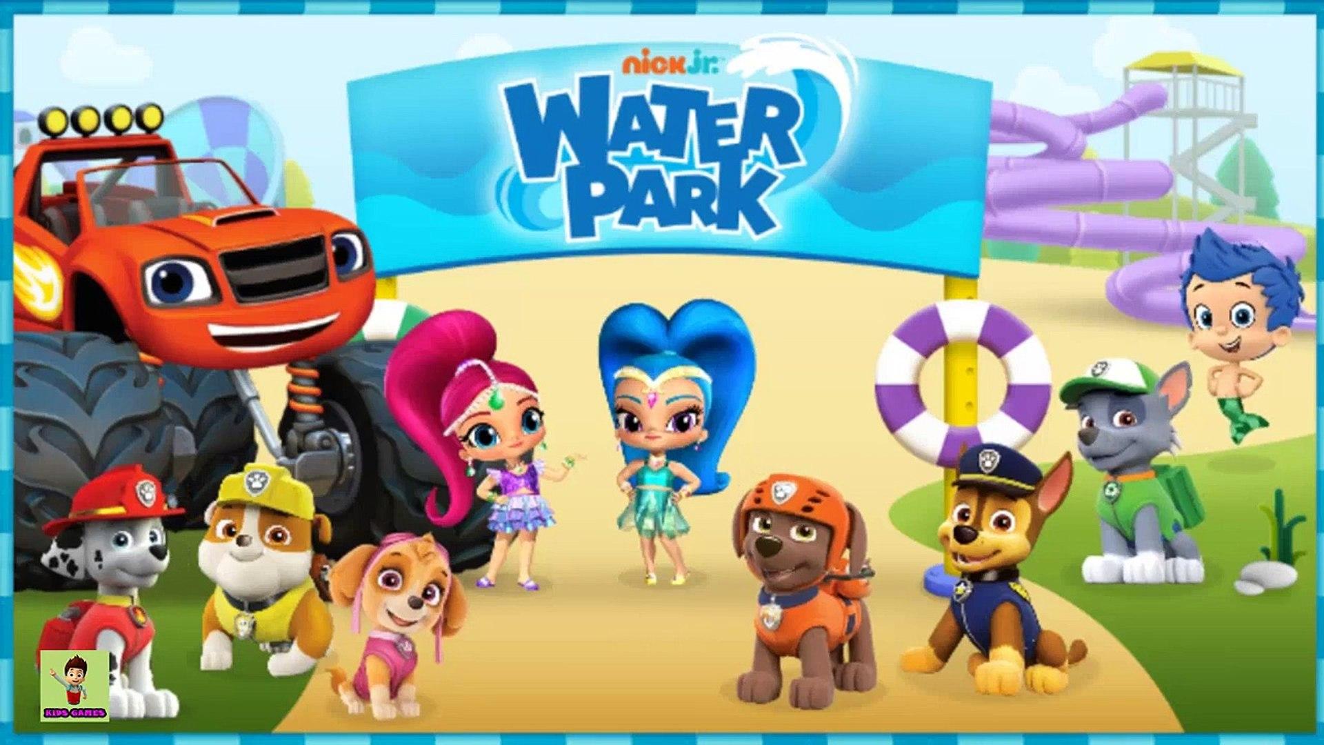 Fun Kids Videos - Education Video for Kids Games Play Free Water Park Fun