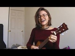 Me namora - Edu Ribeiro | cover no ukulele Ariel Mançanares
