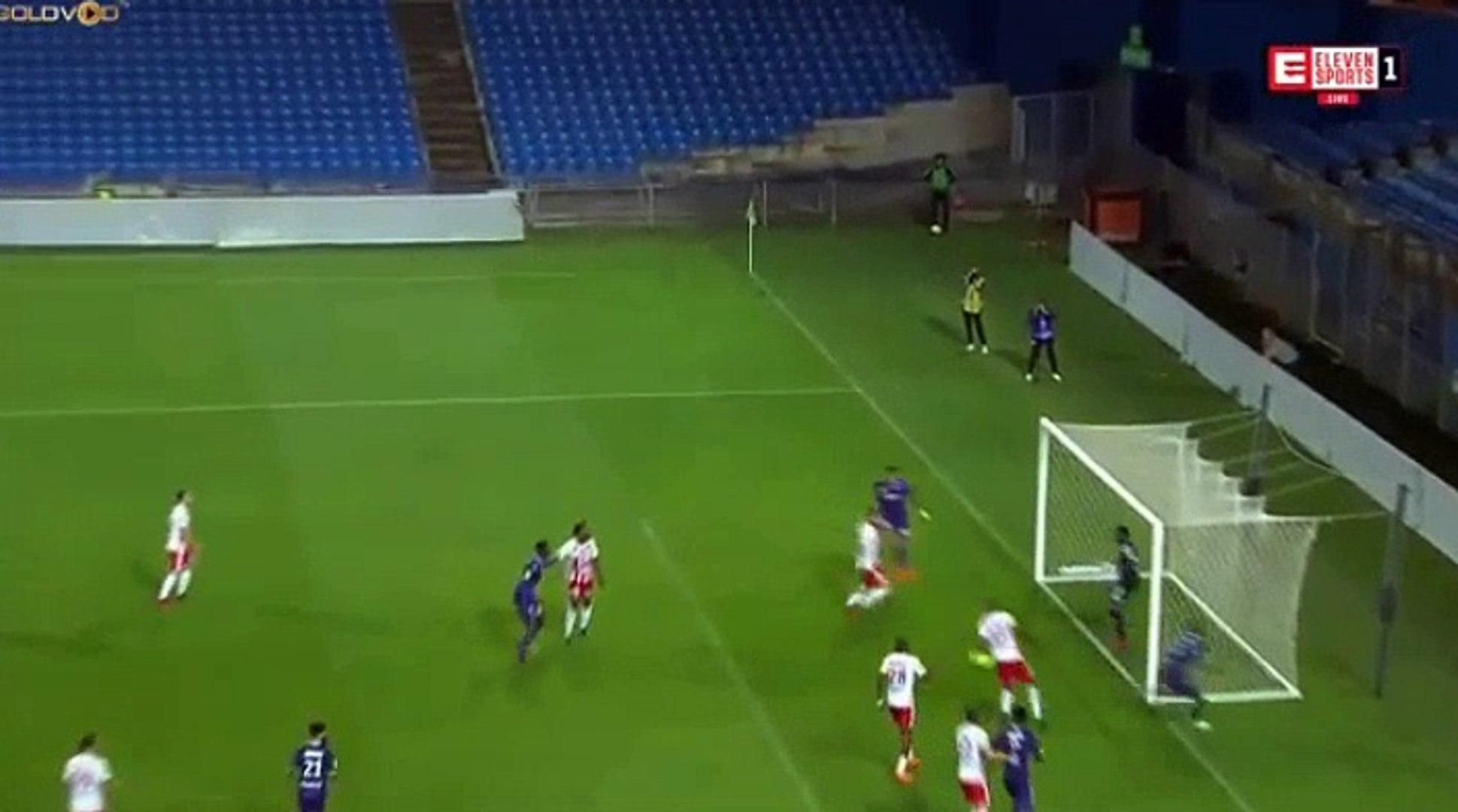 Yaya Sanogo  Goal HD -   AC Ajaccio 0 - 3 Toulouse 23.05.2018