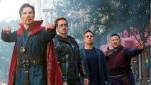 'Avengers: Infinity War' Crosses $600 Million Mark