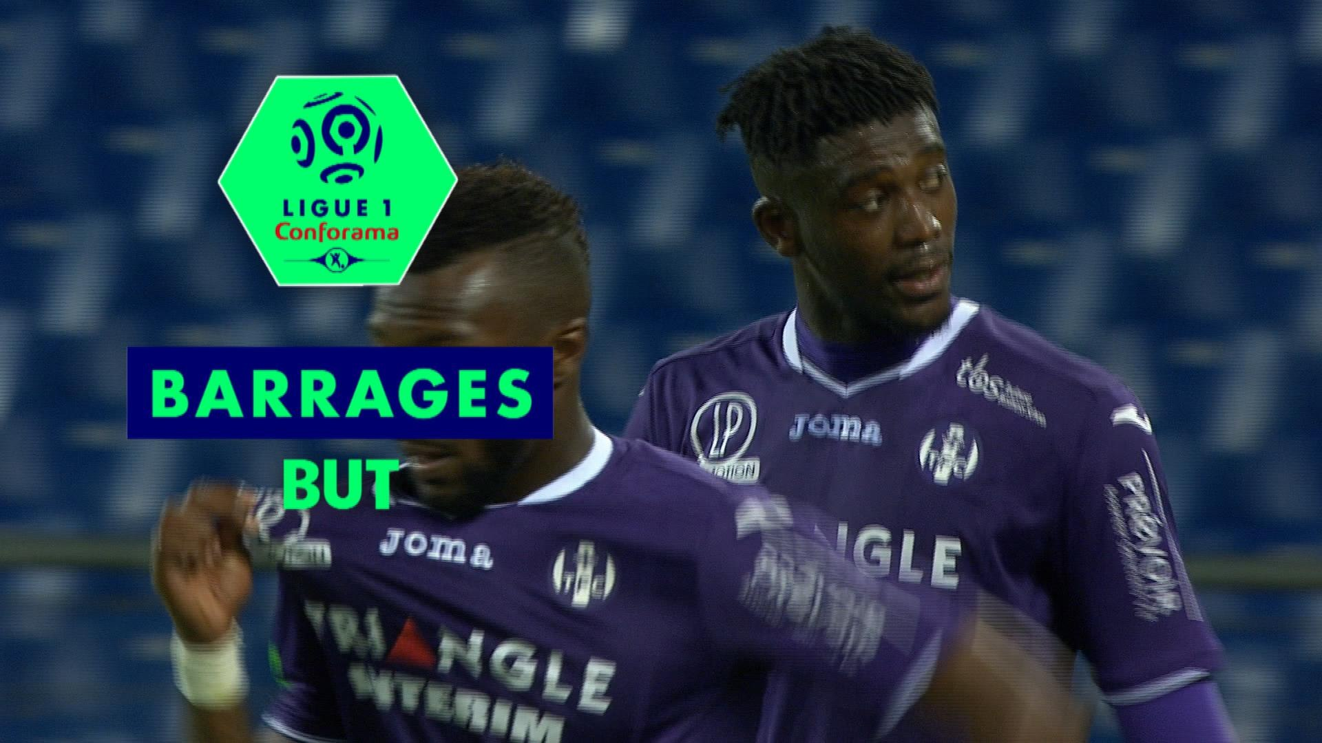 But Yaya Sanogo (65') / AC Ajaccio - Toulouse FC (0-3)  (ACA-TFC)/ 2017-18