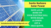 Affordable Solar Energy Santa Barbara CA - Santa Barbara Solar Energy Costs