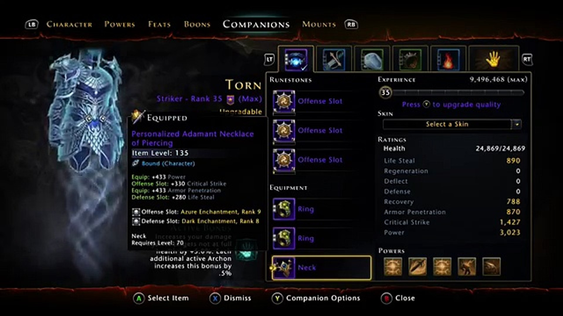 (#3GWF)Companions and mounts for High DPS Great Weapon Fighter Neverwinter   MountGuide Xbox PS4 PC