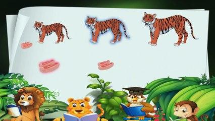 Динозаврик Дэнни - Учим животных. Все серии подряд - Развивающие мультики для самых маленьких