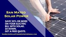 Affordable Solar Energy San Mateo - San Mateo Solar Energy Costs