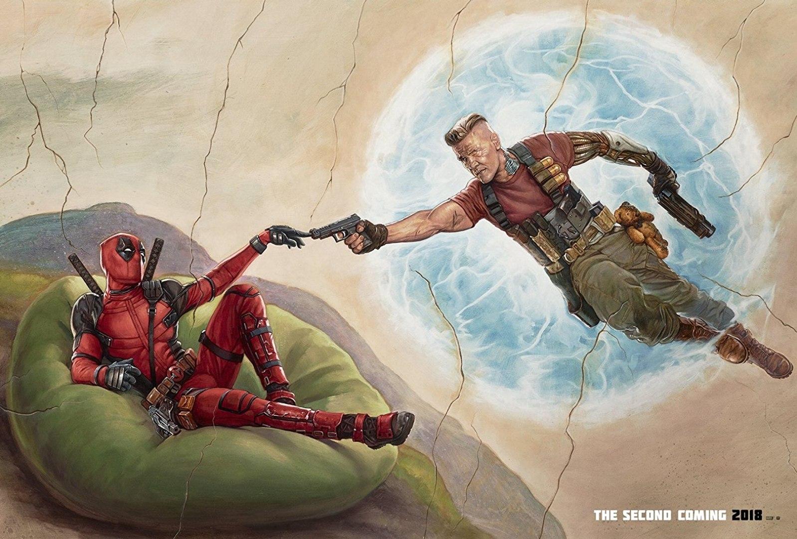 Deadpool 2 Full Streaming Movie 2018 Video Dailymotion