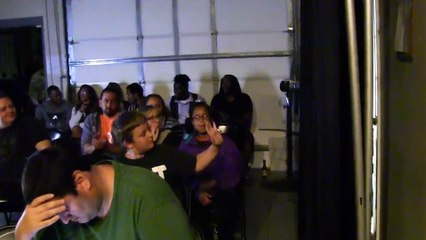 Alex Cruz vs Aaron Epic IGNITE Title Match April 15 2017