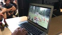Rugby: préparation du match de la montée en Fédérale 1